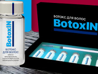BotoxIN - Здоровые Волосы - Ботокс для Волос - Коксовый