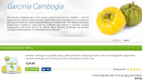 Natural Garcinia Cambogia - London