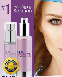 Pur Essance Anti-Wrinkle and Anti-Aging - Bruxelles