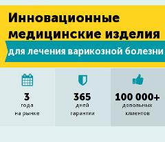 Инновационное Лечение Варикоза - Варифорт - Воронеж